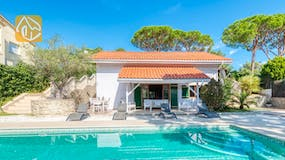 Holiday villas Costa Brava Spain - Villa Primavera - Villa outside