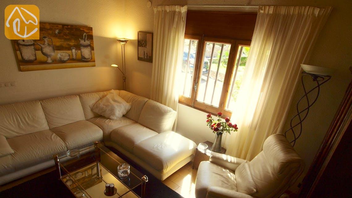 Ferienhäuser Costa Brava Spanien - Villa Joyce - Villa Außenbereich