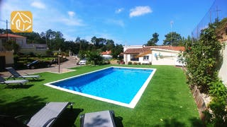 Holiday villas Costa Brava Spain - Villa Joyce - Villa outside
