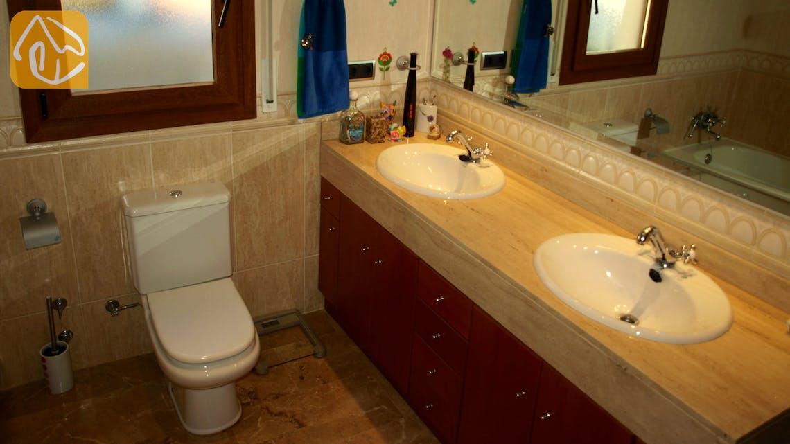 Vakantiehuizen Costa Brava Spanje - Villa Dorada - Om de villa