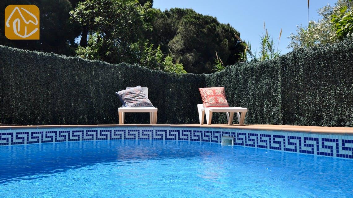 Vakantiehuizen Costa Brava Spanje - Villa Rosalia - Zwembad