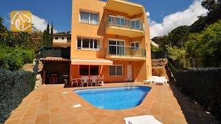 Casas de vacaciones Costa Brava España - Villa Rosalia - Piscina