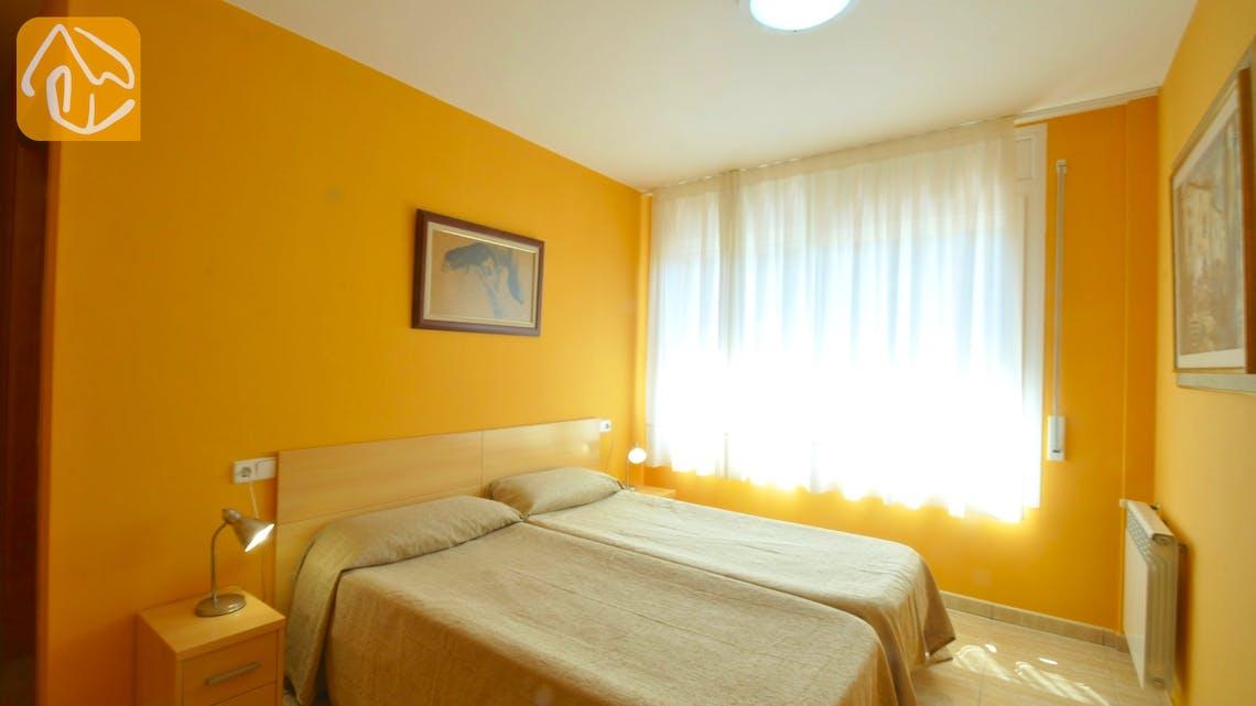 Holiday villas Costa Brava Spain - Villa Rosalia - Bedroom