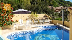 Holiday villa Spain - Villa Capri - Swimming pool