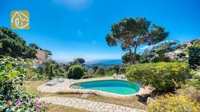 Holiday villa Costa Brava Spain - Villa Riviera - Swimming pool