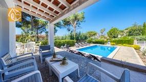 Vakantiehuis Costa Brava Spanje - Villa Violeta - Lounge gedeelte