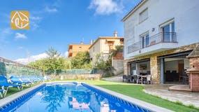 Casa de vacaciones Costa Brava España - Villa Nicky - Piscina
