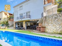Holiday villas Costa Brava Spain - Villa Nicky - Swimming pool