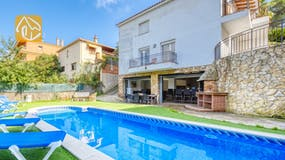 Holiday villa Spain - Villa Nicky - Swimming pool