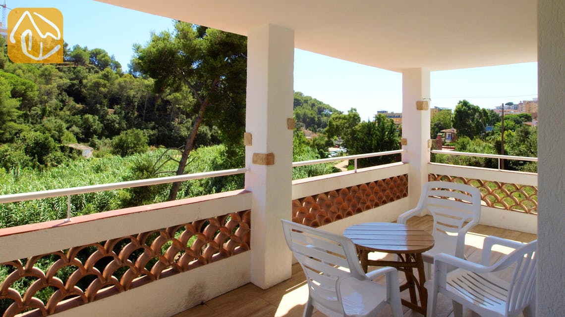 Holiday villas Costa Brava Spain - Casa Pilar - Casa outside