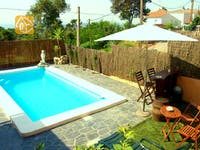 Holiday villas Costa Brava Spain - Villa San Vincent - Swimming pool