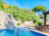 Holiday villas Costa Brava Spain - Villa Alba - Swimming pool