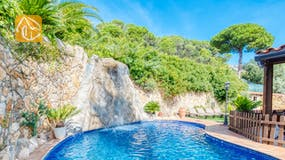 Holiday villa Spain - Villa Alba - Swimming pool