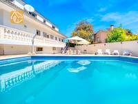 Holiday villas Costa Brava Spain - Villa Marilyn - Swimming pool