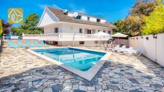 Casas de vacaciones Costa Brava España - Villa Marilyn - Piscina