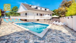 Vakantiehuizen Costa Brava Spanje - Villa Marilyn - Zwembad