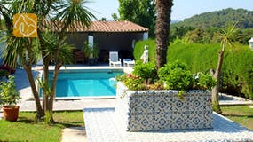 Holiday villa Costa Brava Spain - Villa Eva - Swimming pool