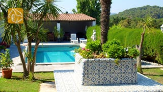Holiday villas Costa Brava Spain - Villa Eva - Swimming pool