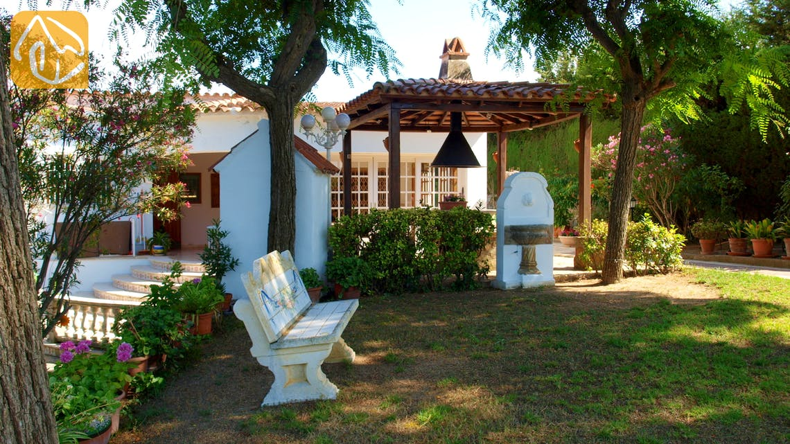 Holiday villas Costa Brava Spain - Villa Eva - Surroundings