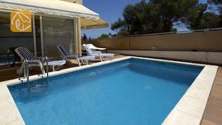 Holiday villas Costa Brava Spain - Villa Treumal - Swimming pool