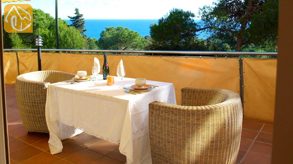 Villas de vacances Costa Brava Espagne - Villa Treumal - Piscine