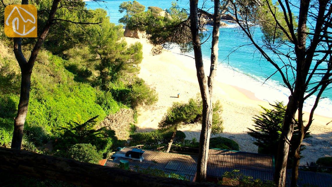 Vakantiehuizen Costa Brava Spanje - Villa Treumal - Zwembad