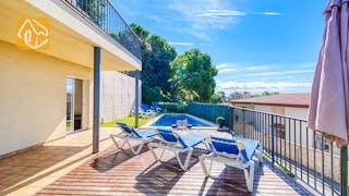 Vakantiehuizen Costa Brava Spanje - Villa Mauri - Zwembad