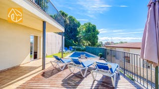 Ferienhäuser Costa Brava Spanien - Villa Mauri - Schwimmbad
