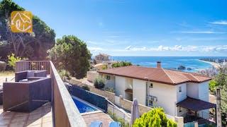 Villas de vacances Costa Brava Espagne - Villa Mauri - Villa dehors