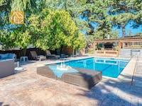 Holiday villas Costa Brava Countryside Spain - Villa Can Bernardi - Swimming pool
