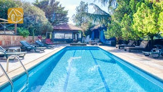 Holiday villas Costa Brava Countryside Spain - Villa Can Bernardi - Swimming pool