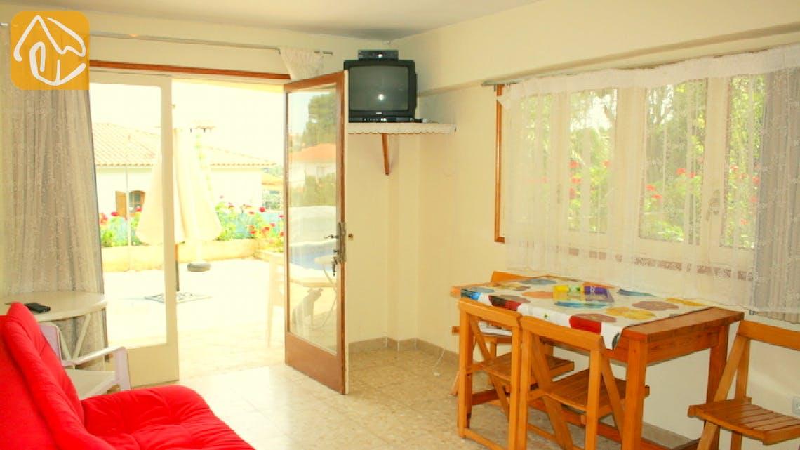Ferienhäuser Costa Brava Spanien - Villa Stella - Villa Außenbereich