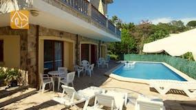 Ferienhaus Spanien - Villa Stella - Villa Außenbereich