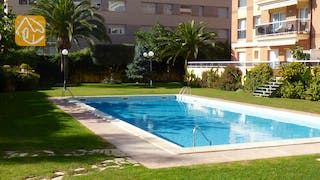 Vakantiehuizen Costa Brava Spanje - Apartment Silvana - Communal pool