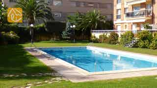 Holiday villas Costa Brava Spain - Apartment Silvana - Communal pool