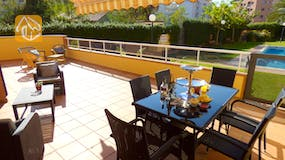 Holiday villa Spain - Apartment Silvana - Terrace