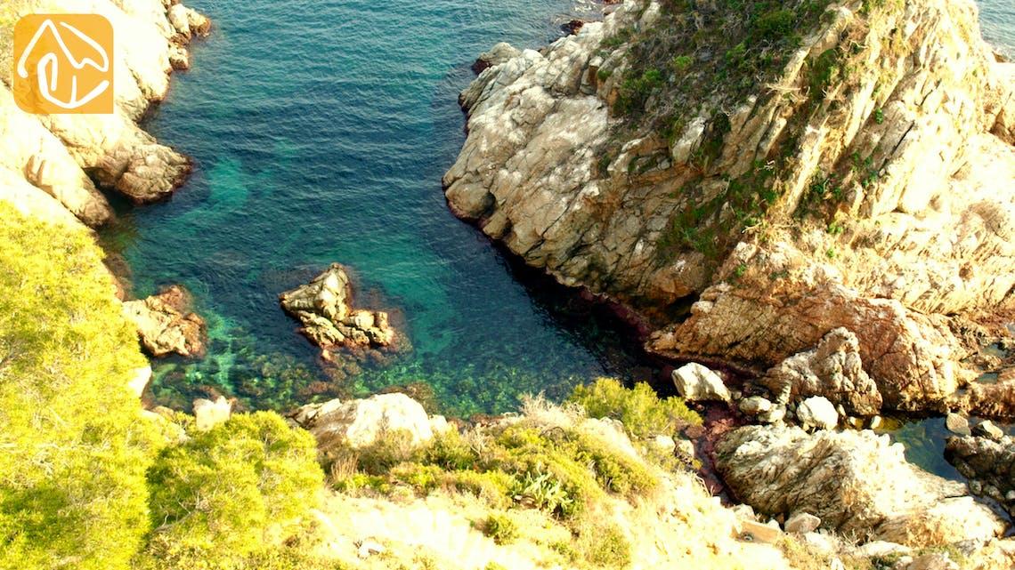 Vakantiehuizen Costa Brava Spanje - Villa Infinity - Omgeving