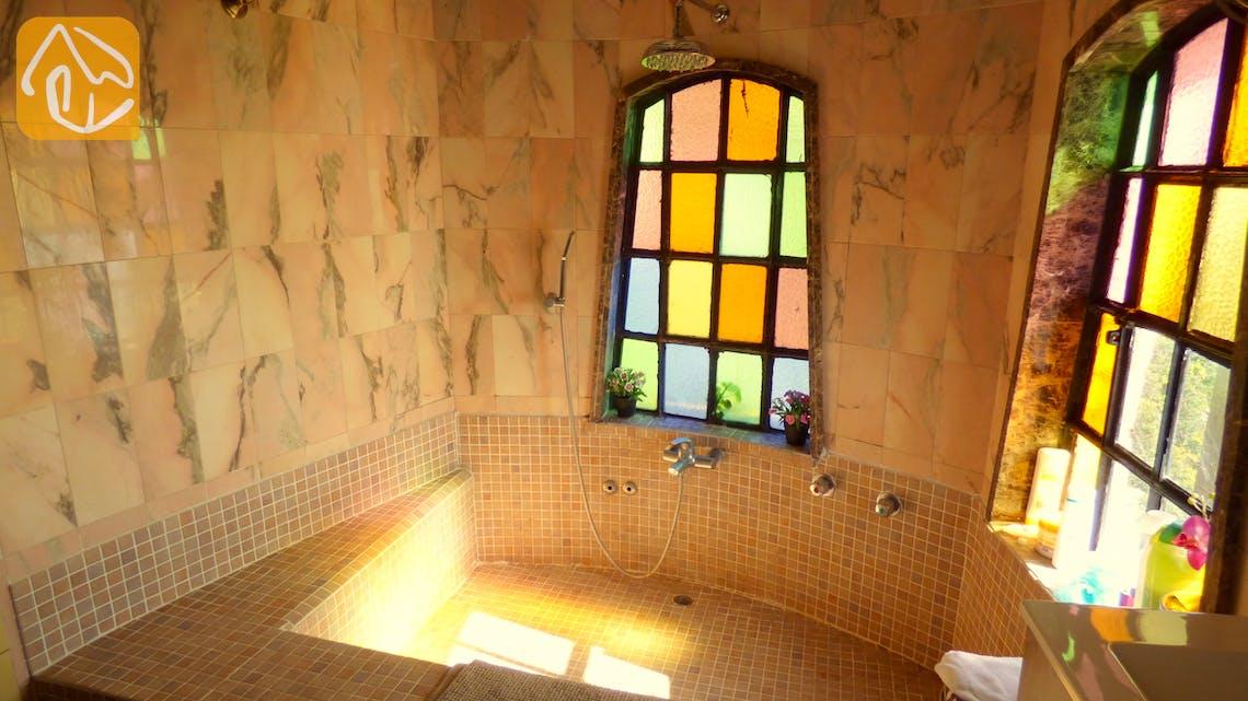 Vakantiehuizen Costa Brava Spanje - Villa Infinity - En-suite bathroom
