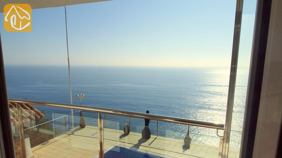 Vakantiehuizen Costa Brava Spanje - Villa Infinity - Eén van de uitzichten