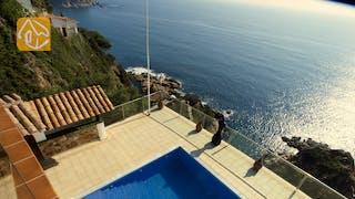 Casas de vacaciones Costa Brava España - Villa Infinity - Alrededores