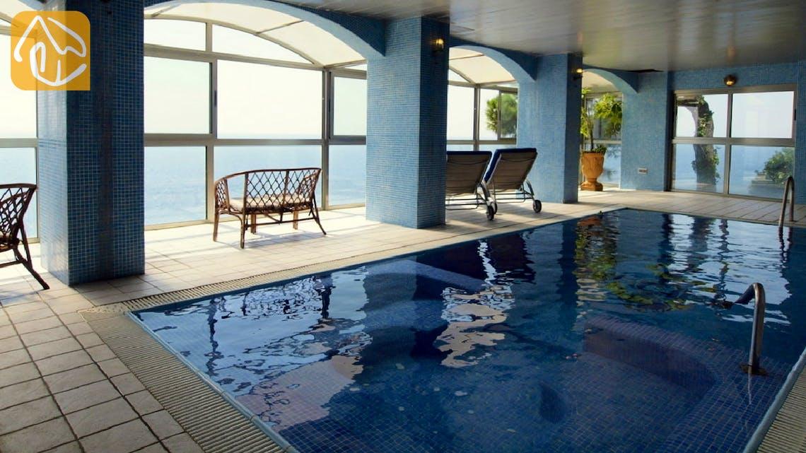 Vakantiehuizen Costa Brava Spanje - Villa Infinity - Zwembad