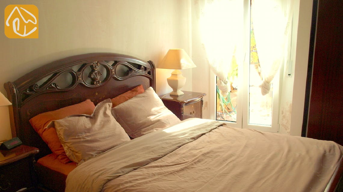 Vakantiehuizen Costa Brava Spanje - Apartment Revolution - Slaapkamer