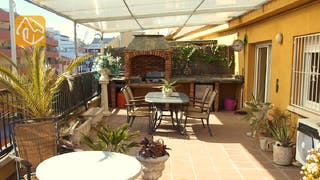 Holiday villas Costa Brava Spain - Apartment Revolution - Terrace