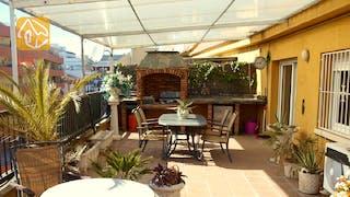 Casas de vacaciones Costa Brava España - Apartment Revolution - Terraza