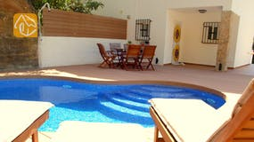 Holiday villa Spain - Villa Blanca - Swimming pool