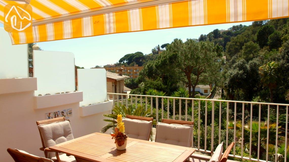 Villas de vacances Costa Brava Espagne - Villa Blanca - Piscine