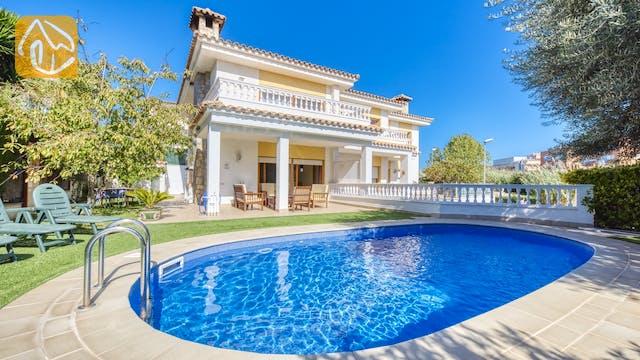 Vakantiehuizen Costa Brava Spanje - Villa Baileys - Zwembad
