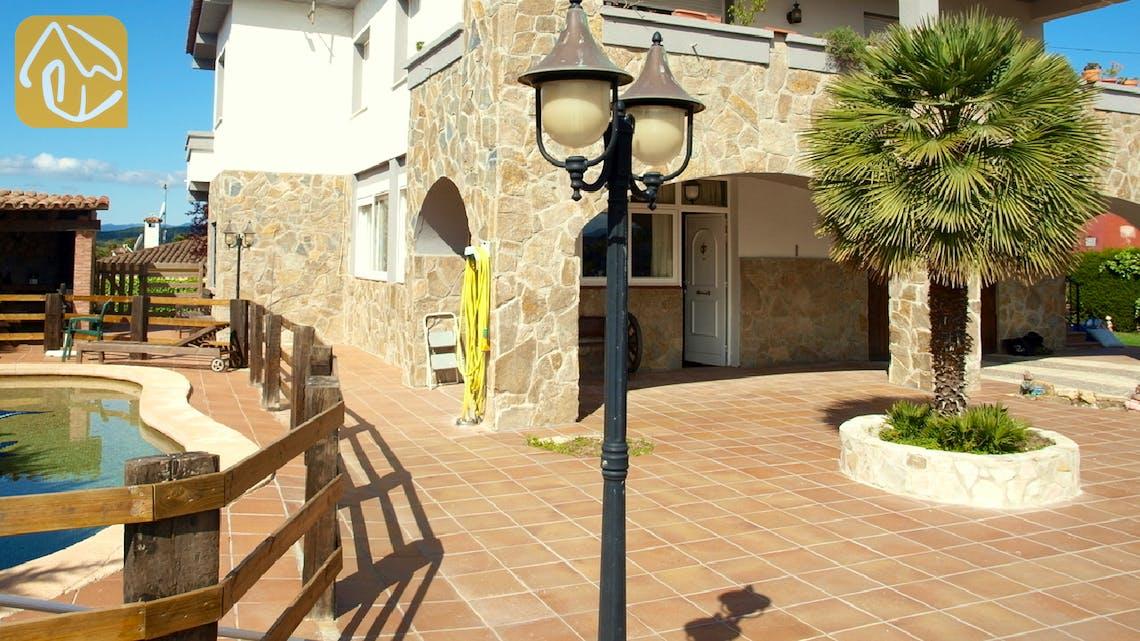 Holiday villas Costa Brava Spain - Villa Tequila - Swimming pool