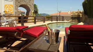 Holiday villas Costa Brava Spain - Villa Tequila - Swimming pool