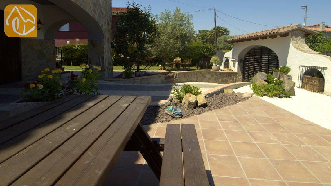 Vakantiehuizen Costa Brava Spanje - Villa Tequila - Zwembad